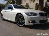 BMW كوبيه موديل 2012 E92 مواصفات مميزه باكج M كامل ممشى 37 ألف - بحالة الوكاله