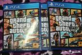 For sale PS4 grand theft auto
