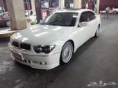 BMW 745LI ALPINA  للبيع