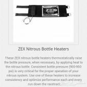 انظمة غاز من ZEX و NX و NOS