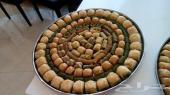 افخر انواع الحلويات والكنافه التركيه والحلقوم بانواعه من محل ( كوسكا ) التركي طازج بين ايديكم