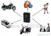 جهاز تحديد مواقع المركبات عبر نظام GPS ونظام مراقبة الصوتية