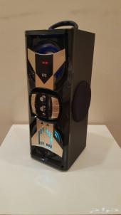 سماعات بلوتوث سبيكر بقوة 20 الف واط صوت عاالي جدا و واضح تدعم AUX USB