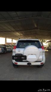 للبيع برادو كويتي لؤلؤي 2013 فل كامل بدون فتحة  V6  TXL