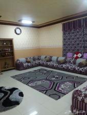 شقة للإيجار  غرفتين وصالة ومطبخ وحمام في فيلا بحي النهضة قريبة جدا من طريق خريص