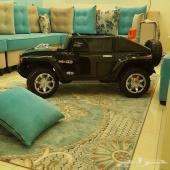 سيارات للأطفال  همر  اودي ميني كوبر ودباب بي ام