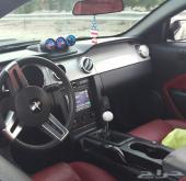 موستنج 2008 GT قمة في النظافة معدل ومخزن الرجاء ذكر الله العين حق