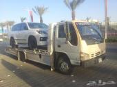 سطحة لنقل السيارات متجها الأن من الرياض الى تبوك الي عنده سيارة يشحنها من تبوك إلى الرياض يتواصل معي