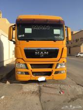 شاحنة مان 18.440 TGX موديل 2010