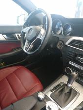 مرسيدس كوبيه ( سي 350 ) AMG موديل 2012