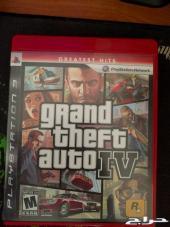 جراند grand theft auto iv الرابع على PS3
