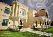 مصمم ديكور محترف في تصميم الواجهات الخارجية والمحلات التجارية
