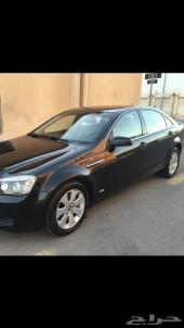 كابريس 2012 V8 أسود ملكي خليجي ممشى قليل