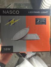 للبيع لمبات ليد LED الموفره للكهرباء اضاءه ضعف الاضاءه العاديه قليلة الاعطال باقي 6 فقط بالضمان