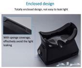 نظارة جوجل للواقع الإفتراضي 3D تعمل على جميع الجوالات الى مقاس 6 إنش