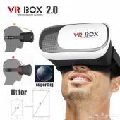 VR BOX المطورة لجميع الجوالات 3D