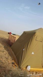 للبيع خيمة البيرق المقاس 4x4