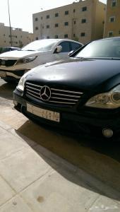 مرسيدس AMG 500  cls اماراتي بحالة ممتازة