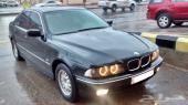 BMW-528I موديل 98  محدث 2003 للبيع او للبدل