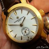 لمحبي الساعات معلومات عن ماركة فاشرون كونستانتين ( اقدم واعرق من صنع الساعات اليدوية )