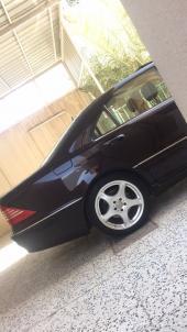 مرسيدس فياقرا جفالي s320 2001