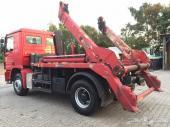 للبيع شاحنة حاويات عايدي موديل2005حجم1841