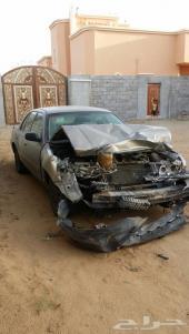 فورد كراون فكتوريا 2005 سعودي تشليح