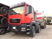 شاحنة راس خلاطة مان 2012