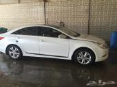 سوناتا 2013 نظيفة جدا ( سعودية )