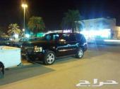 تاهو فل كامل LTZ 2008 اسود ملكي للبيع نظيف