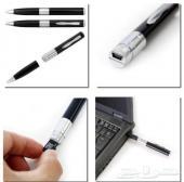أقلام مزودة بكاميراHD إمكانية التصوير 32 GB