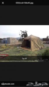 خيمة البيرق 5 في 5 غاطين