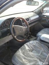 لبيع مرسيدس 95 قطع غيار سياره