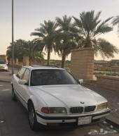 للبيع بي ام دبليو 740 موديل 1997 الرياض