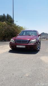 مرسيدس فياجرا S500  فل كامل جفالي