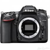 كاميرا نيكون 7100 نظيفه