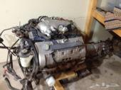 محرك موستنق كوبرا 98 مع قير عادي للبيع