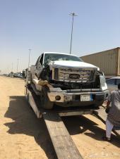 للبيع سيارة f150 2012 مصدومة