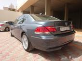 BMW الفئة السابعة نظيف منوه للمستخدم