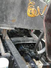 شاحنة مان موديل 2005 نظيفة جدا عالشرط