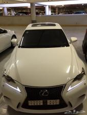 Lexus 2014 IS F-SPORT - Low Mileage