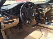 للبيع BMW740 2009 فل كامل