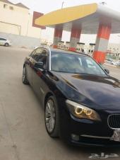 BMW 740IAL 2009