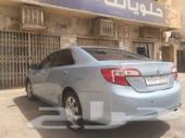 سيارة تويوتا كامرى الموديل 2012 فل كامل GL السعر 50الف قابل للتفاوض