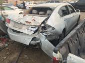 هوندا اكوردمصدوم اول صدمه 2013