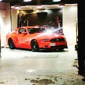 مطلوب Mustang اقساط