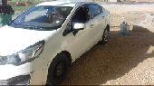 سيارة كيا ريو 2013  للبيع او التنازل