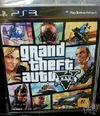 للبيع حرامي سيارات 5 GTA 5 PS3
