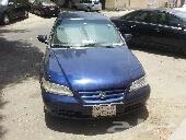 للبيع بمكة سيارة هوندا أكورد 2002