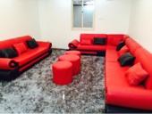 شقة مفروشة 5 غرف وصالة للايجار الصيفي